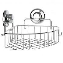 Suction Cup Corner Shower Caddy (1 tier) HA-73131B