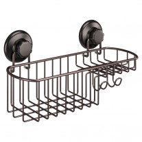 Suction Cup Combo Basket HA-73124BR